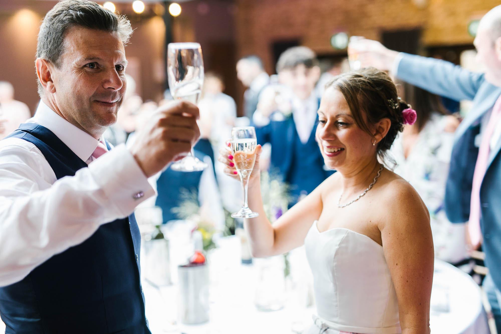 Lythe Hill Hotel Wedding Photography - Gavin and Fiona 13