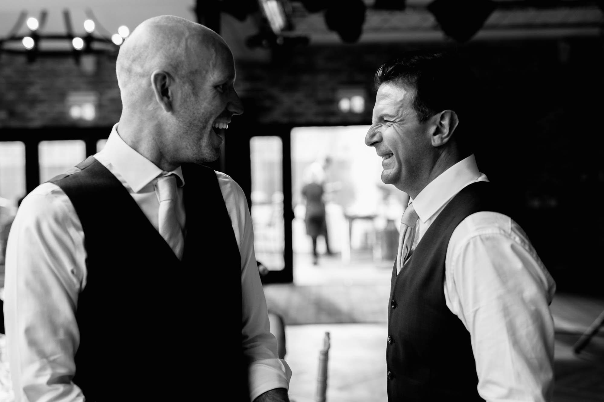 Lythe Hill Hotel Wedding Photography - Gavin and Fiona 14
