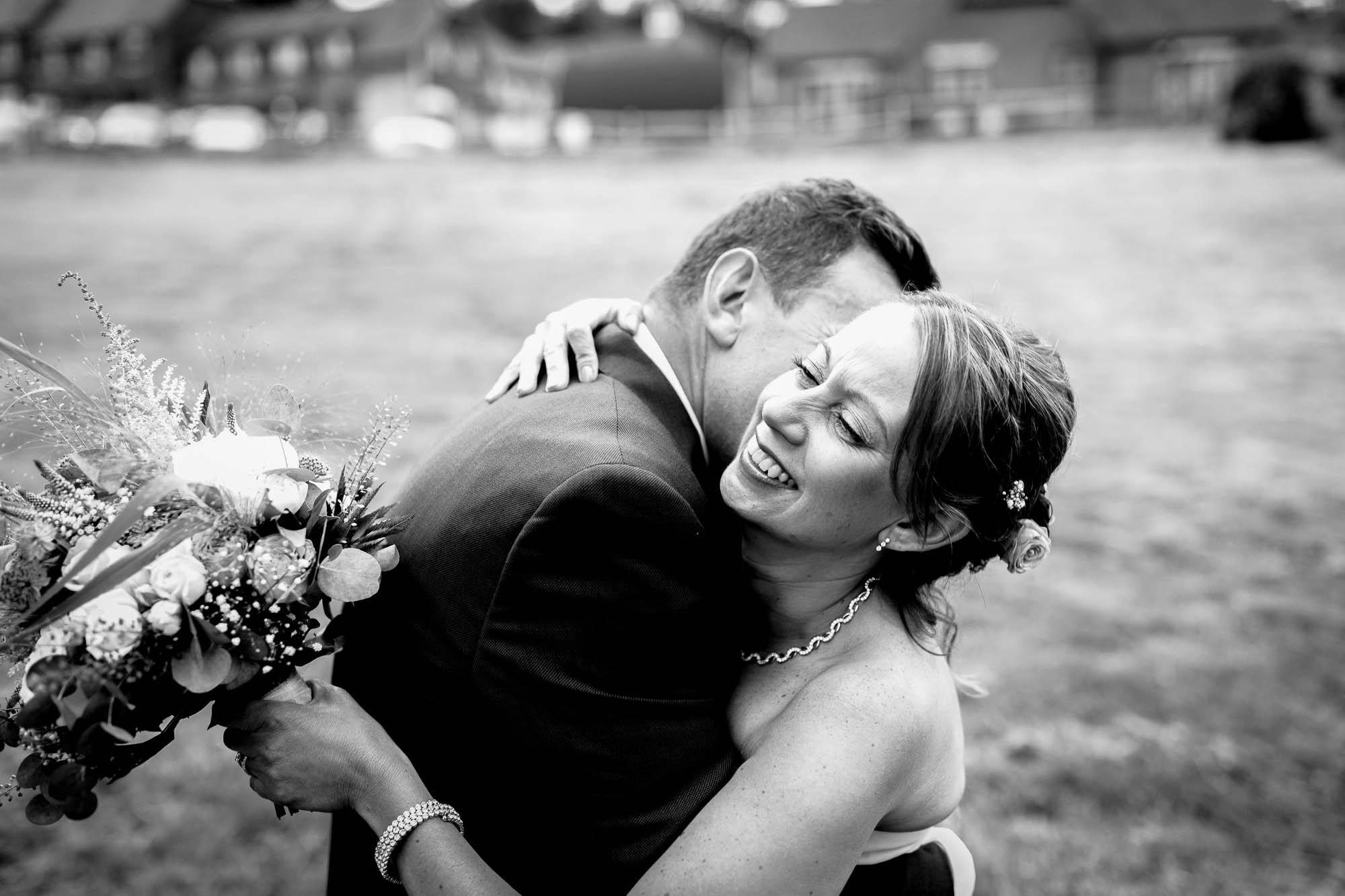 Lythe Hill Hotel Wedding Photography - Gavin and Fiona 16