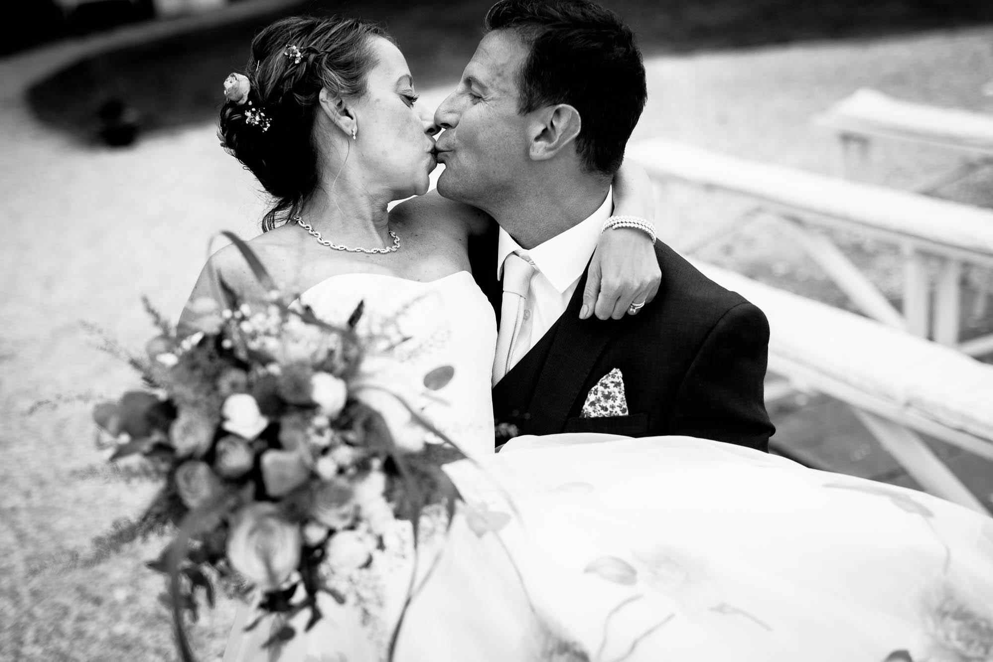 Lythe Hill Hotel Wedding Photography - Gavin and Fiona 18
