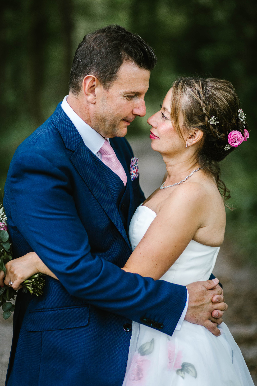 Lythe Hill Hotel Wedding Photography - Gavin and Fiona 17