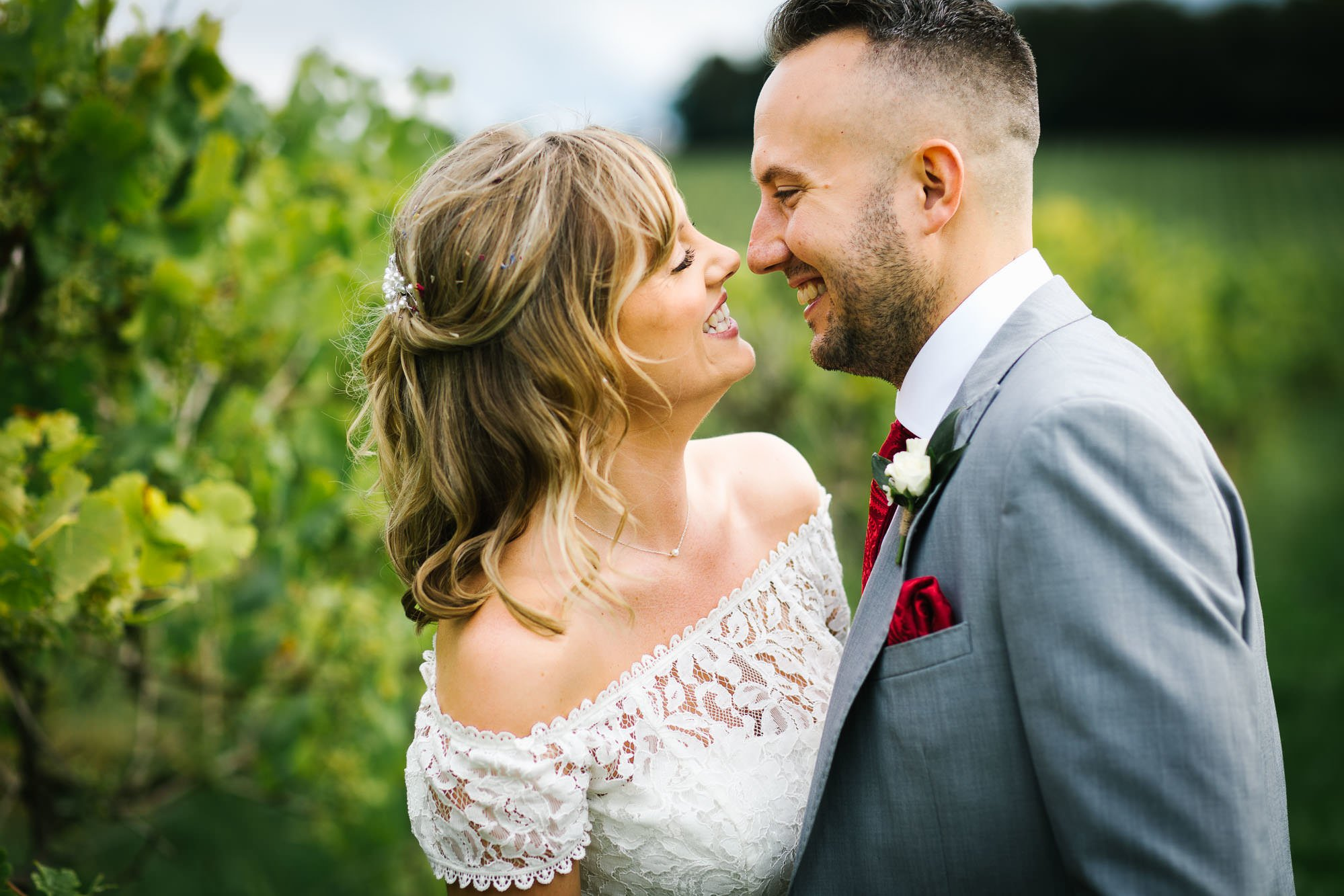 Denbies Wine Estate Wedding Photography - Sian and Dan 37