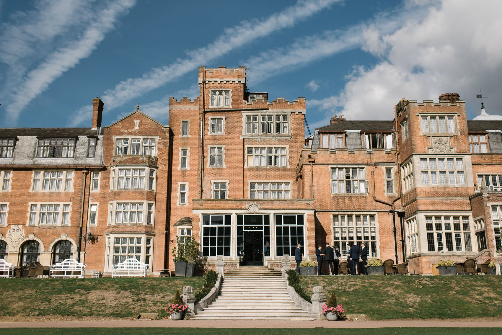 Beautiful Addington Palace Wedding Photography - Mark and Taya 16