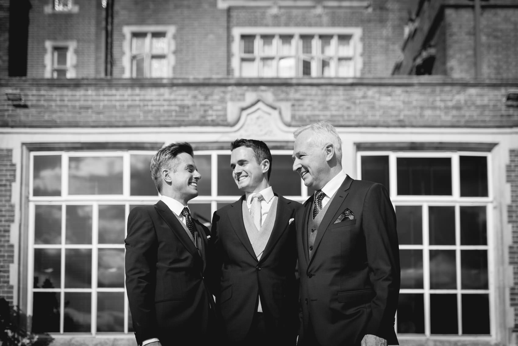 Beautiful Addington Palace Wedding Photography - Mark and Taya 15