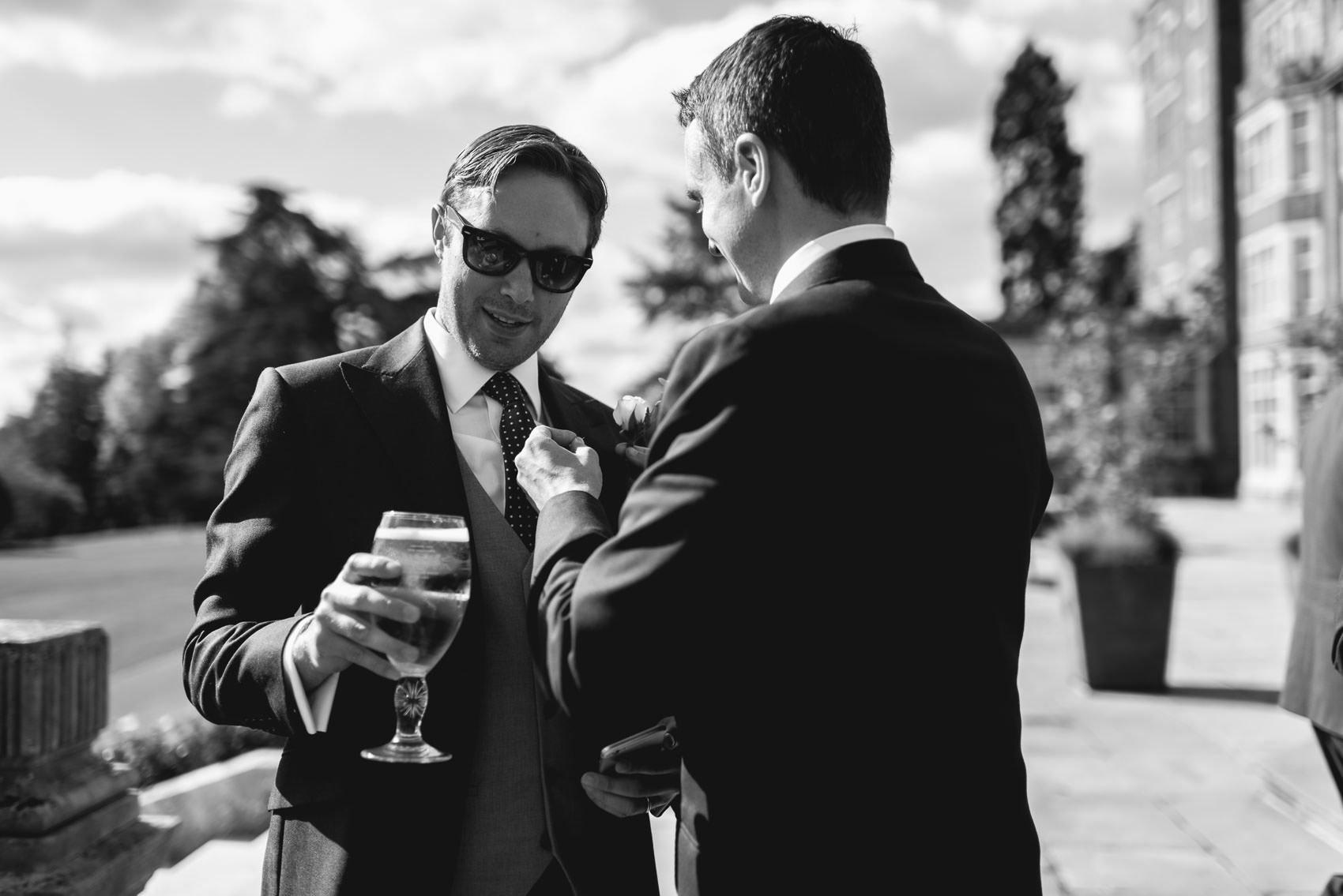 Beautiful Addington Palace Wedding Photography - Mark and Taya 17