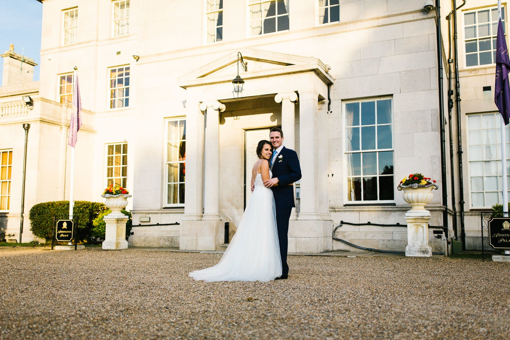 Beautiful Addington Palace Wedding Photography - Mark and Taya 80