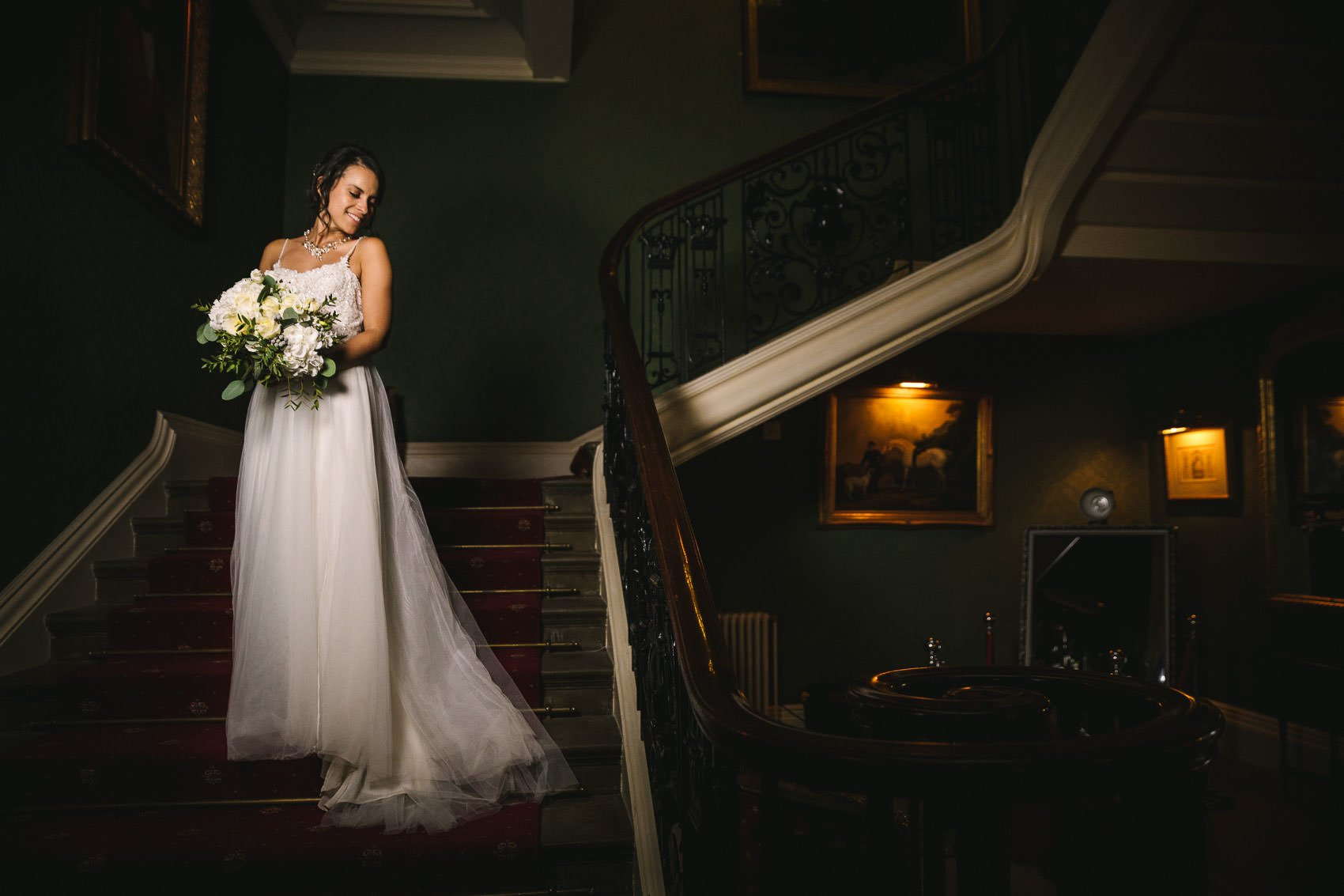 Beautiful Addington Palace Wedding Photography - Mark and Taya 106
