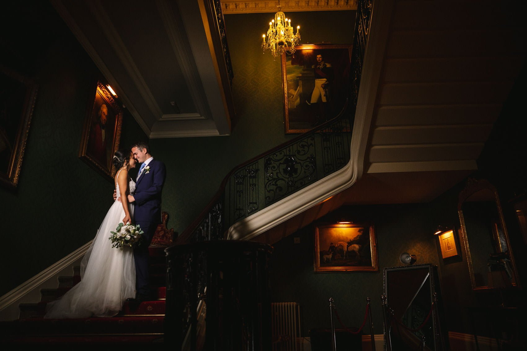 Beautiful Addington Palace Wedding Photography - Mark and Taya 107