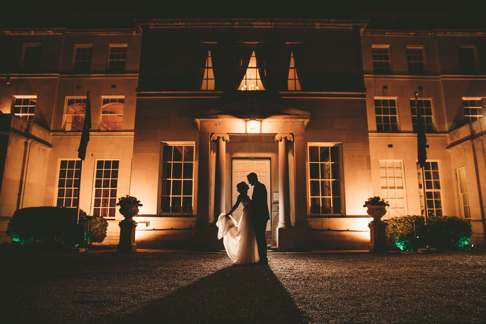 Addington Palace weddings