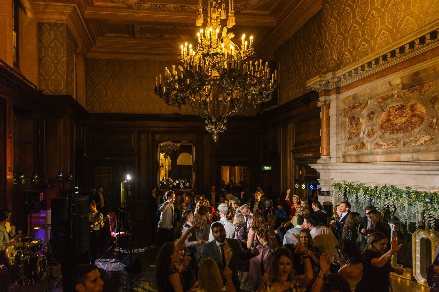 Beautiful Addington Palace Wedding Photography - Mark and Taya 124