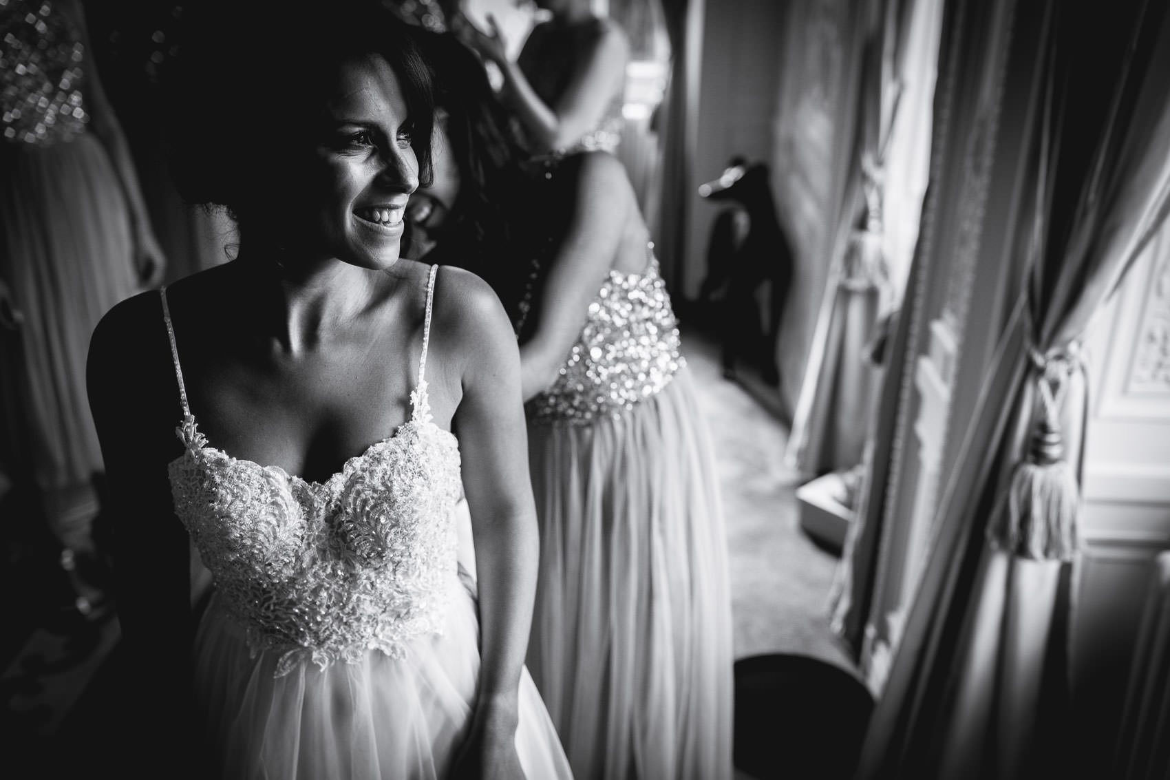 Beautiful Addington Palace Wedding Photography - Mark and Taya 12