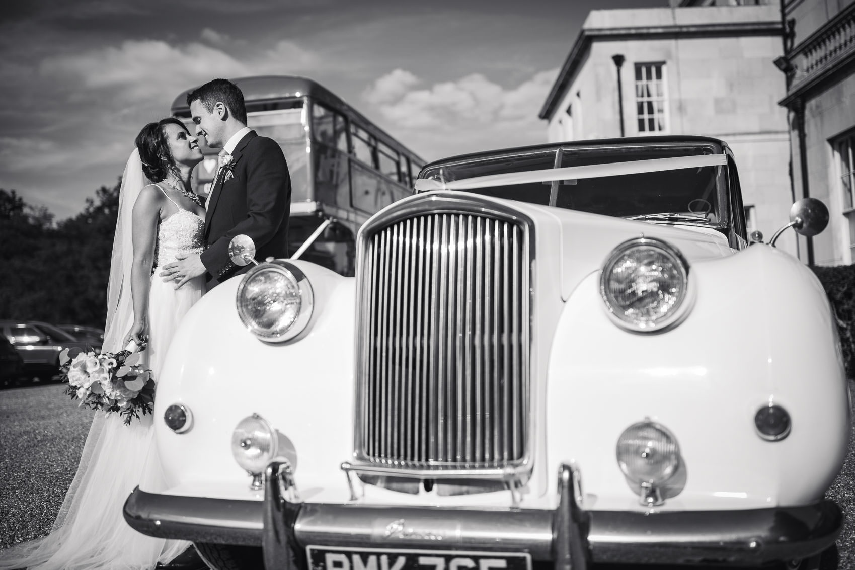 Beautiful Addington Palace Wedding Photography - Mark and Taya 58