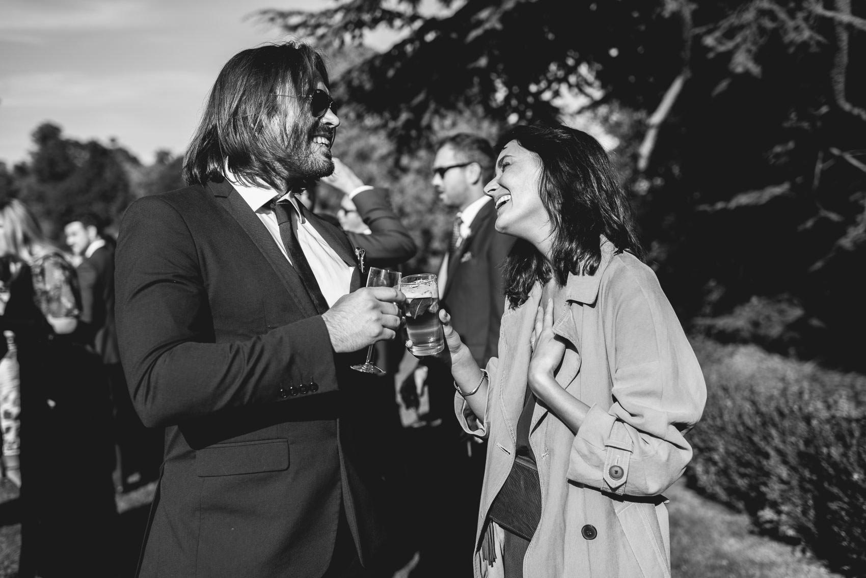 Beautiful Addington Palace Wedding Photography - Mark and Taya 61