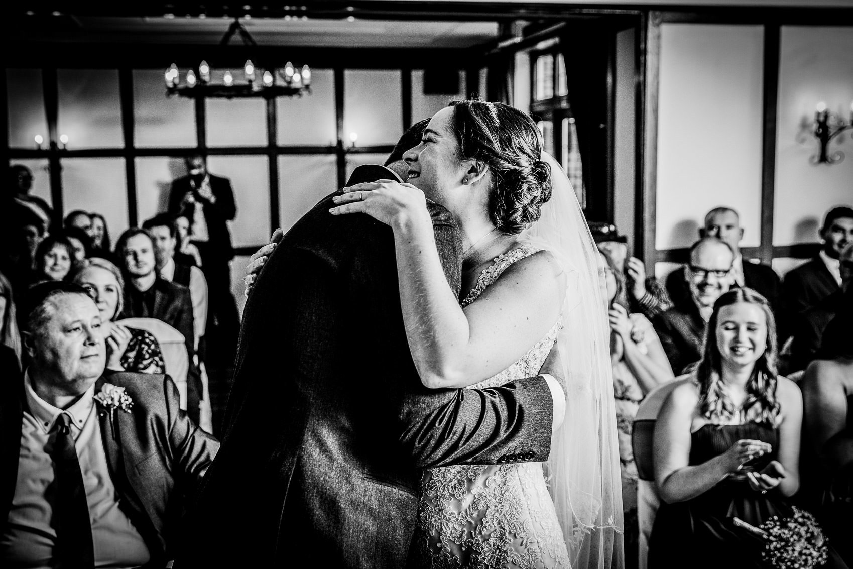 Farnham House Hotel Wedding Photography - James and Lucy 13