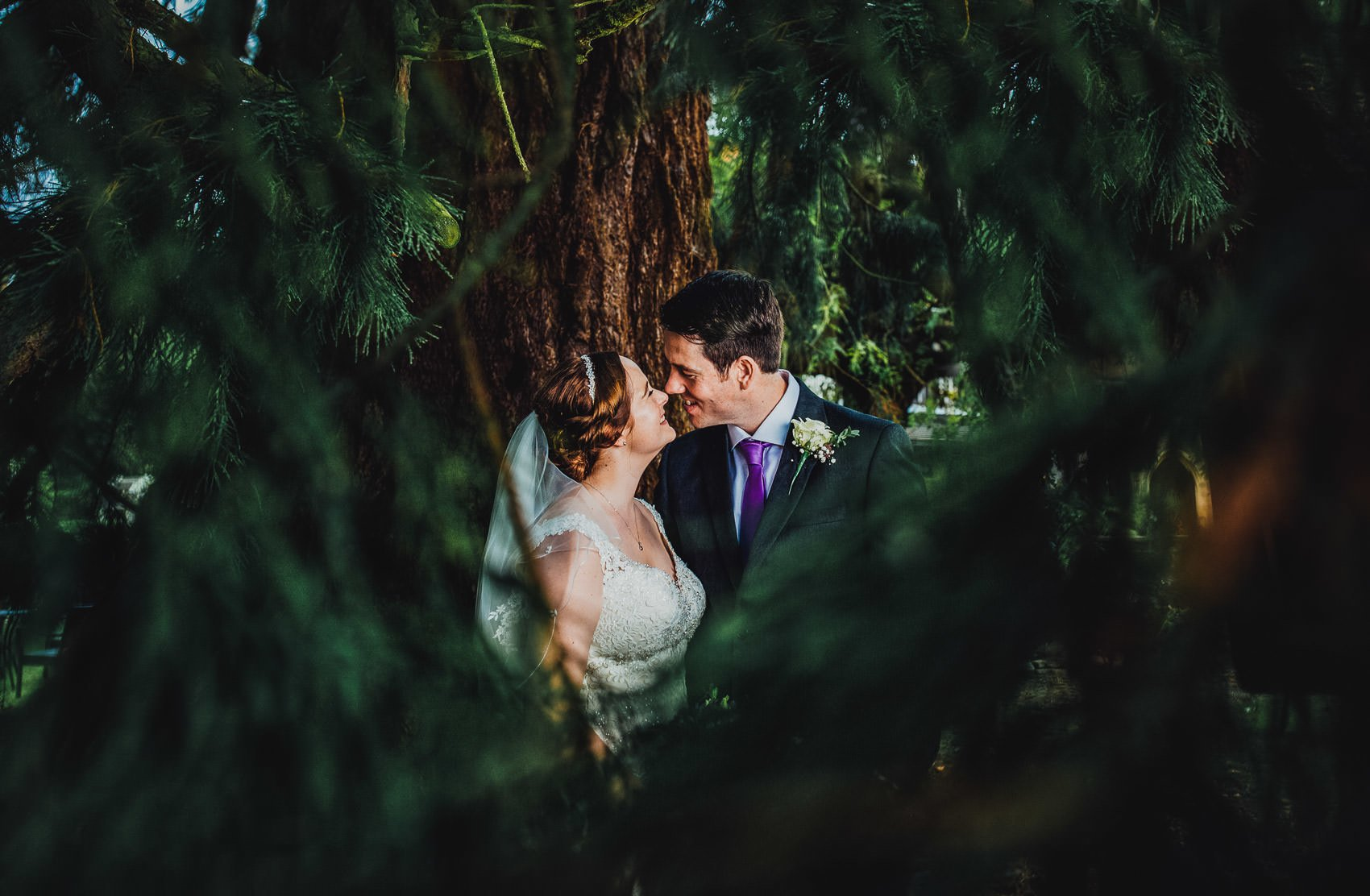 Farnham House Hotel Wedding Photography