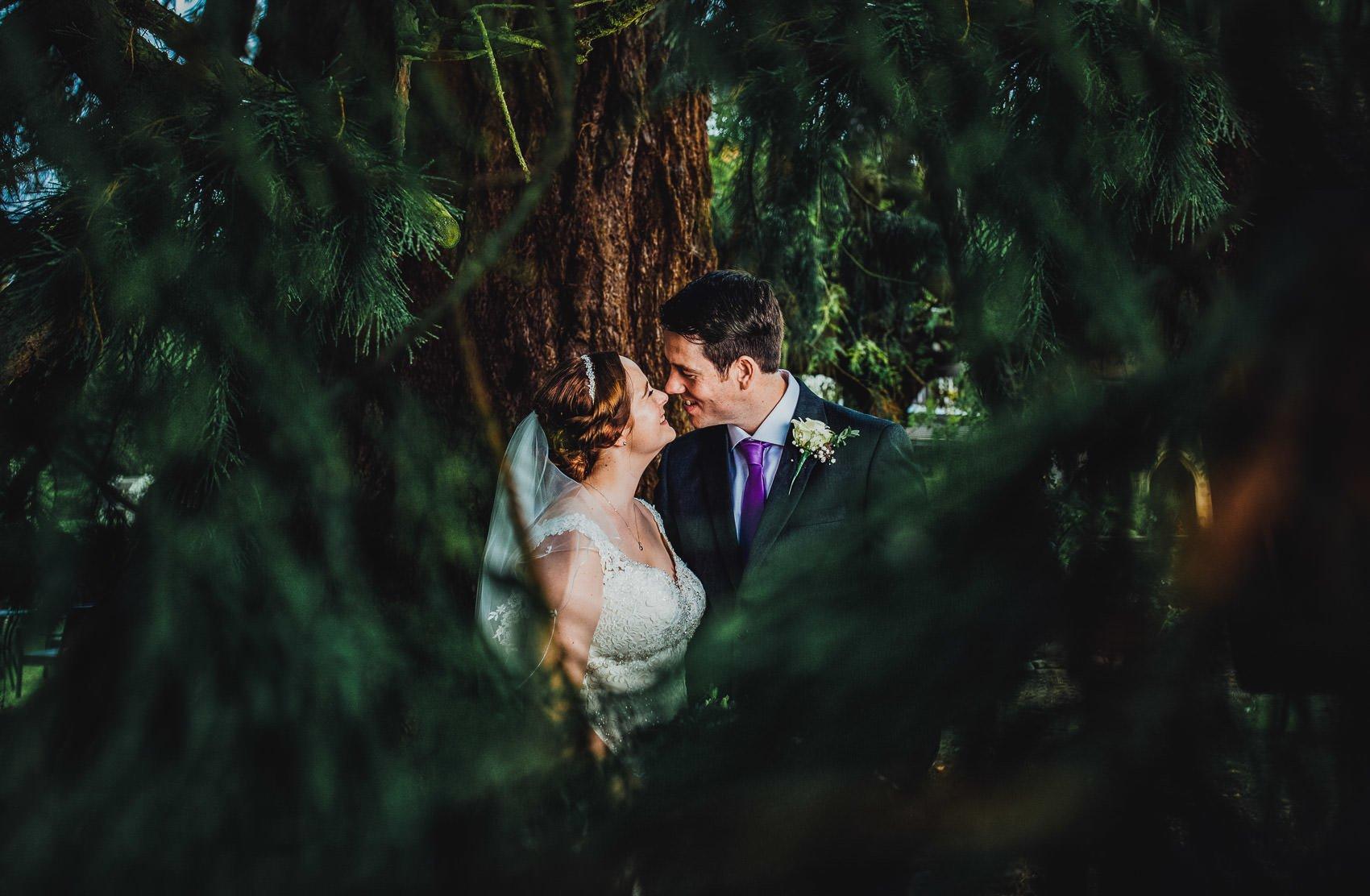 Farnham House Hotel Wedding Photography