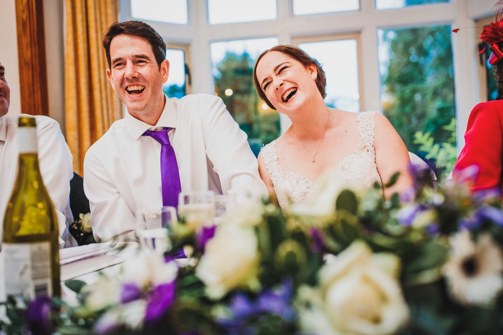 Farnham House Hotel Wedding Photography - James and Lucy 26