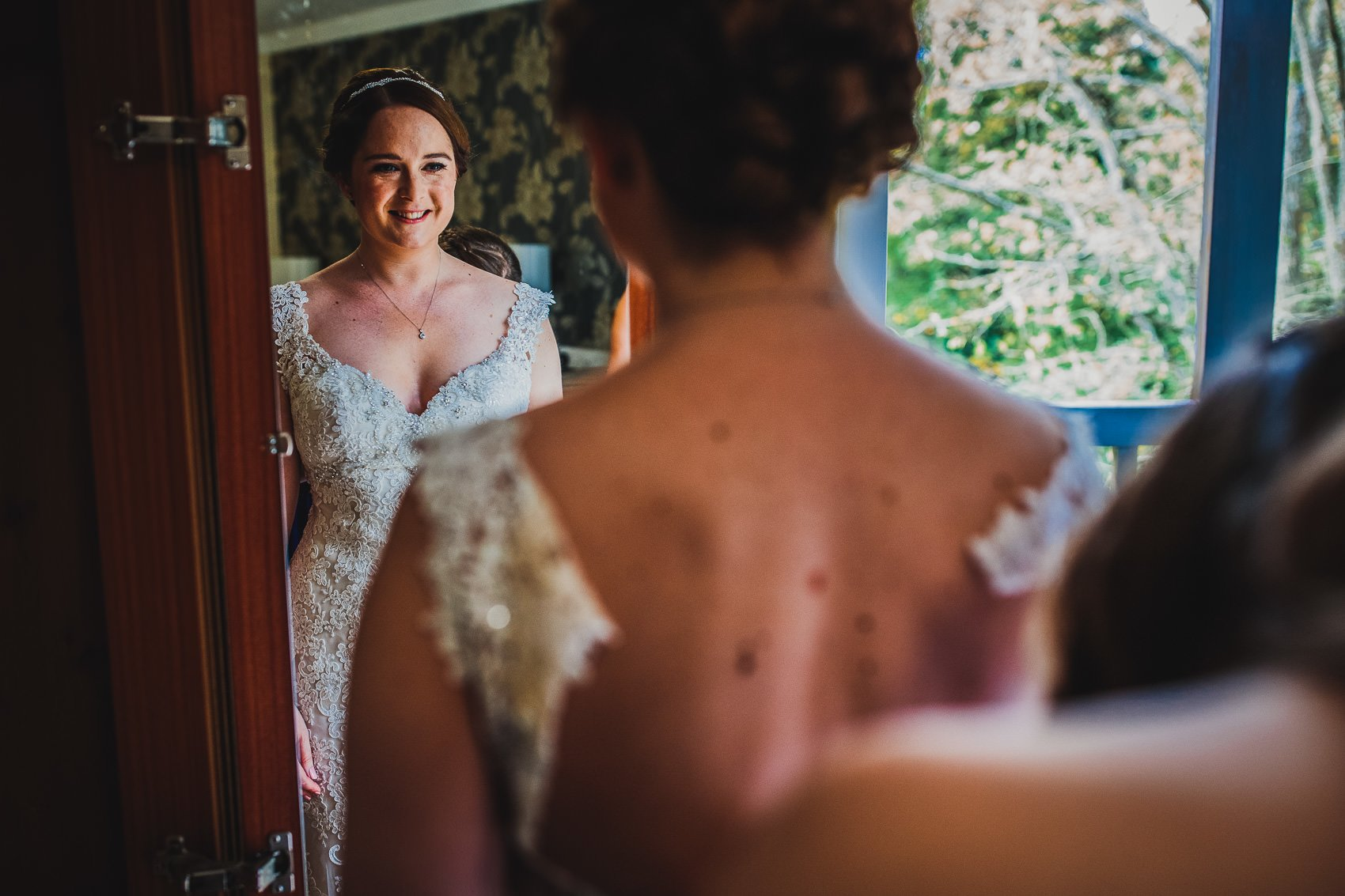 Farnham House Hotel Wedding Photography - James and Lucy 5