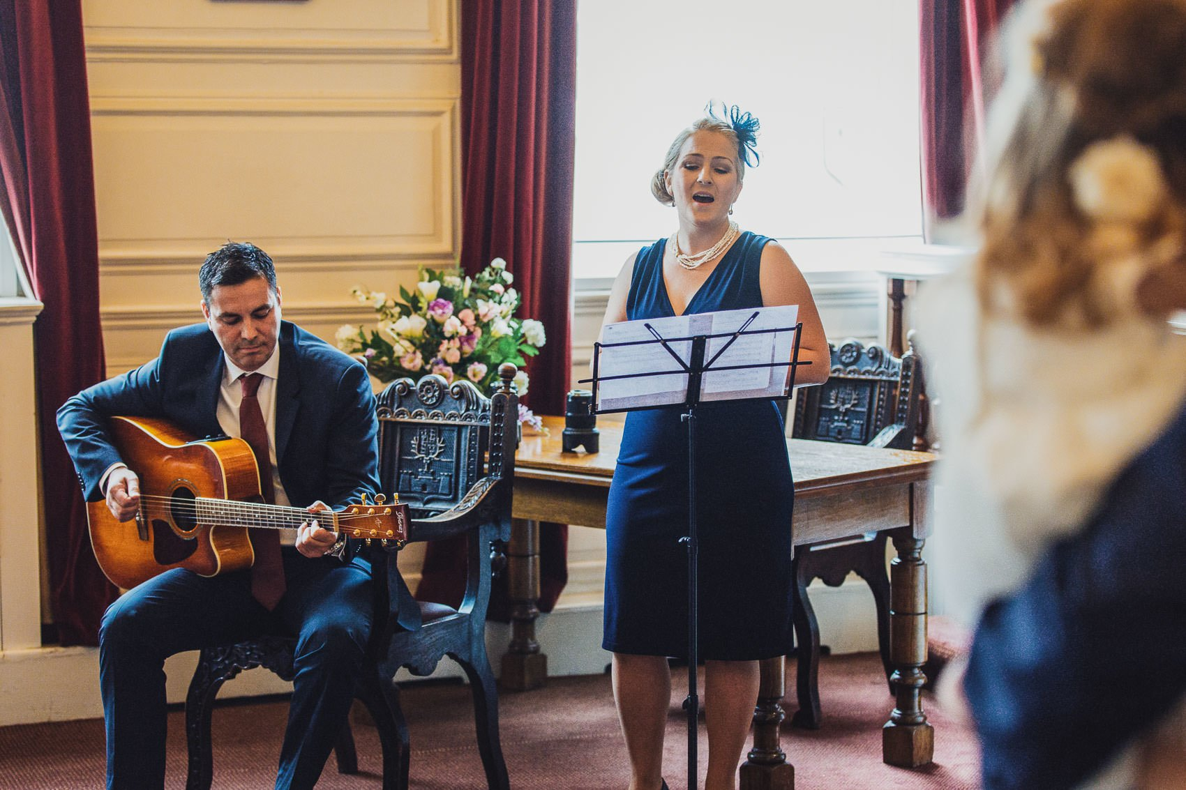 Windsor Guildhall Wedding Photography - Magnus & Tania 19