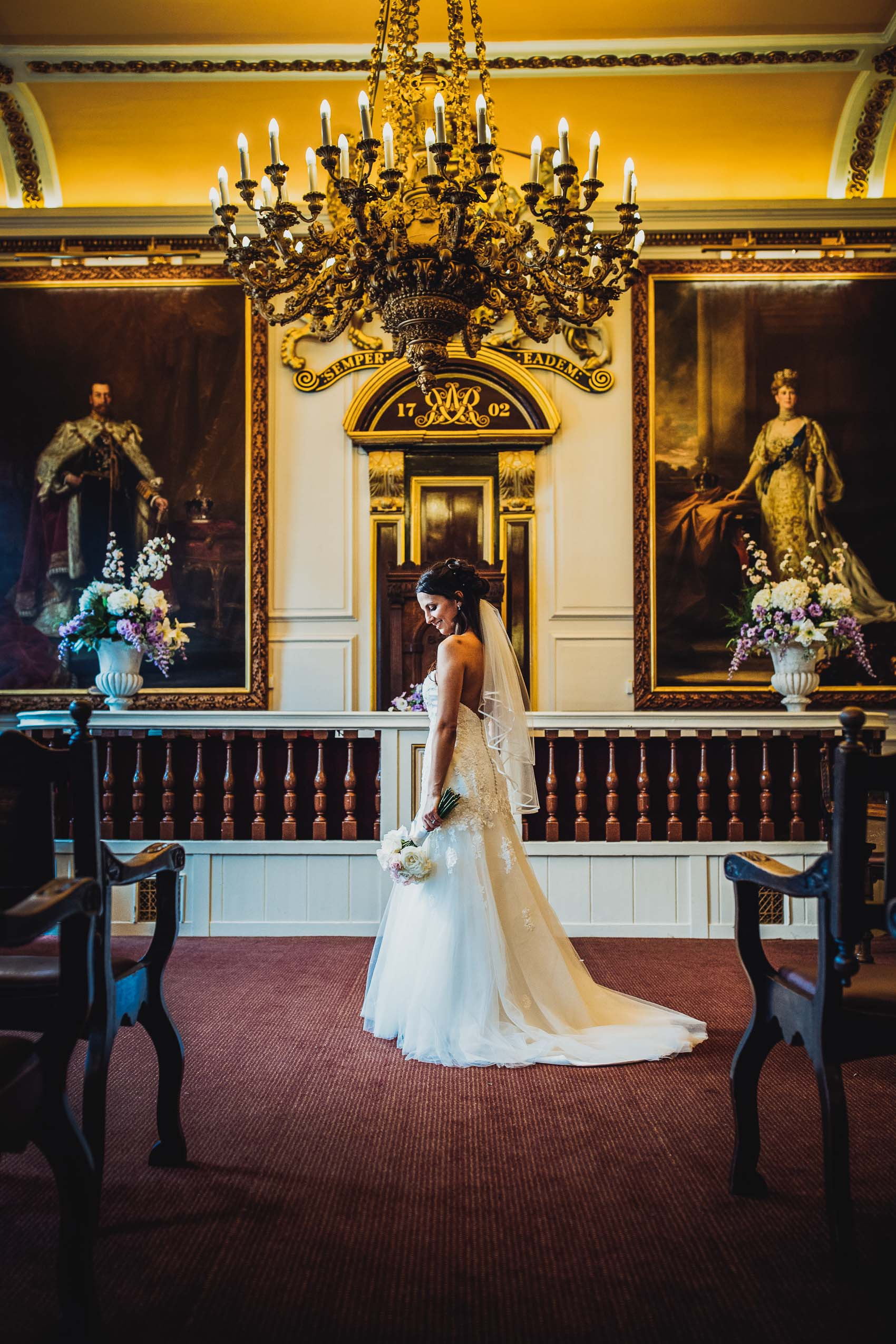 Windsor Guildhall Wedding Photography - Magnus & Tania 21