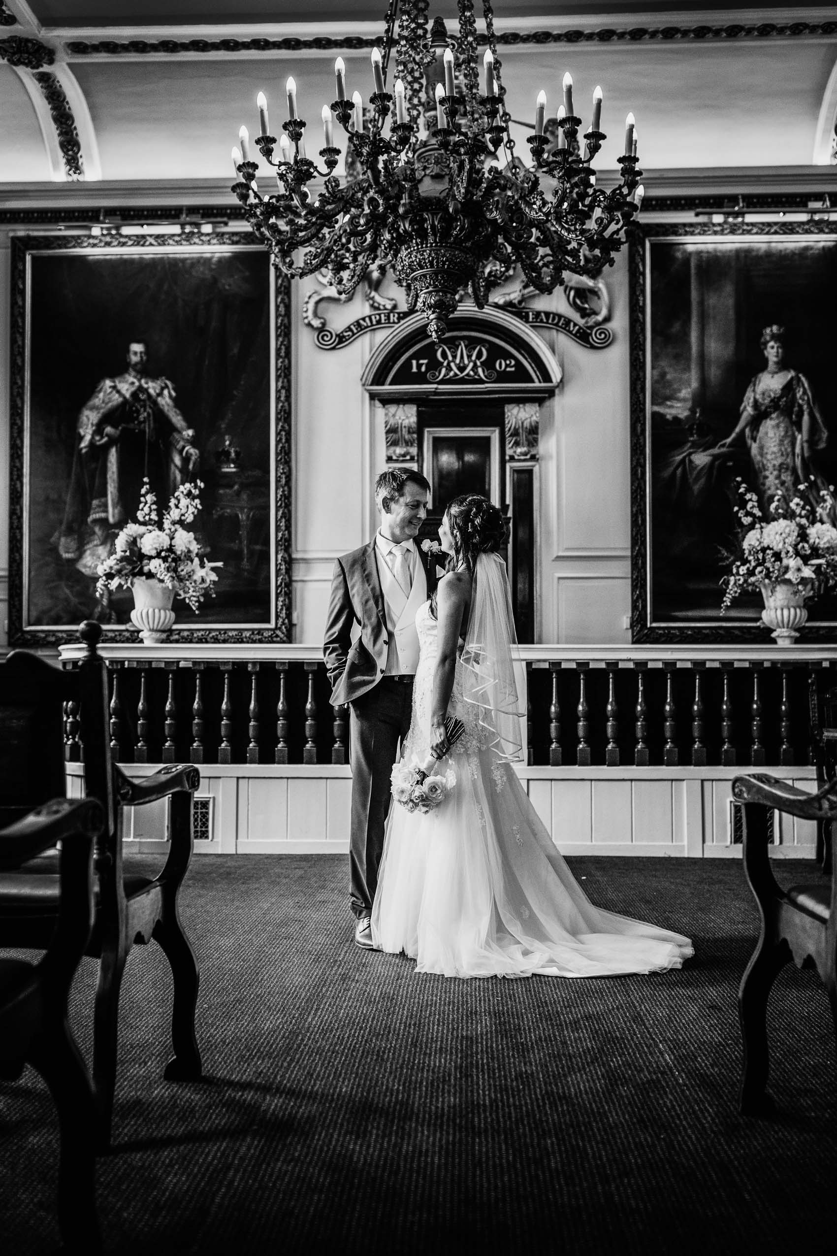 Windsor Guildhall Wedding Photography - Magnus & Tania 22