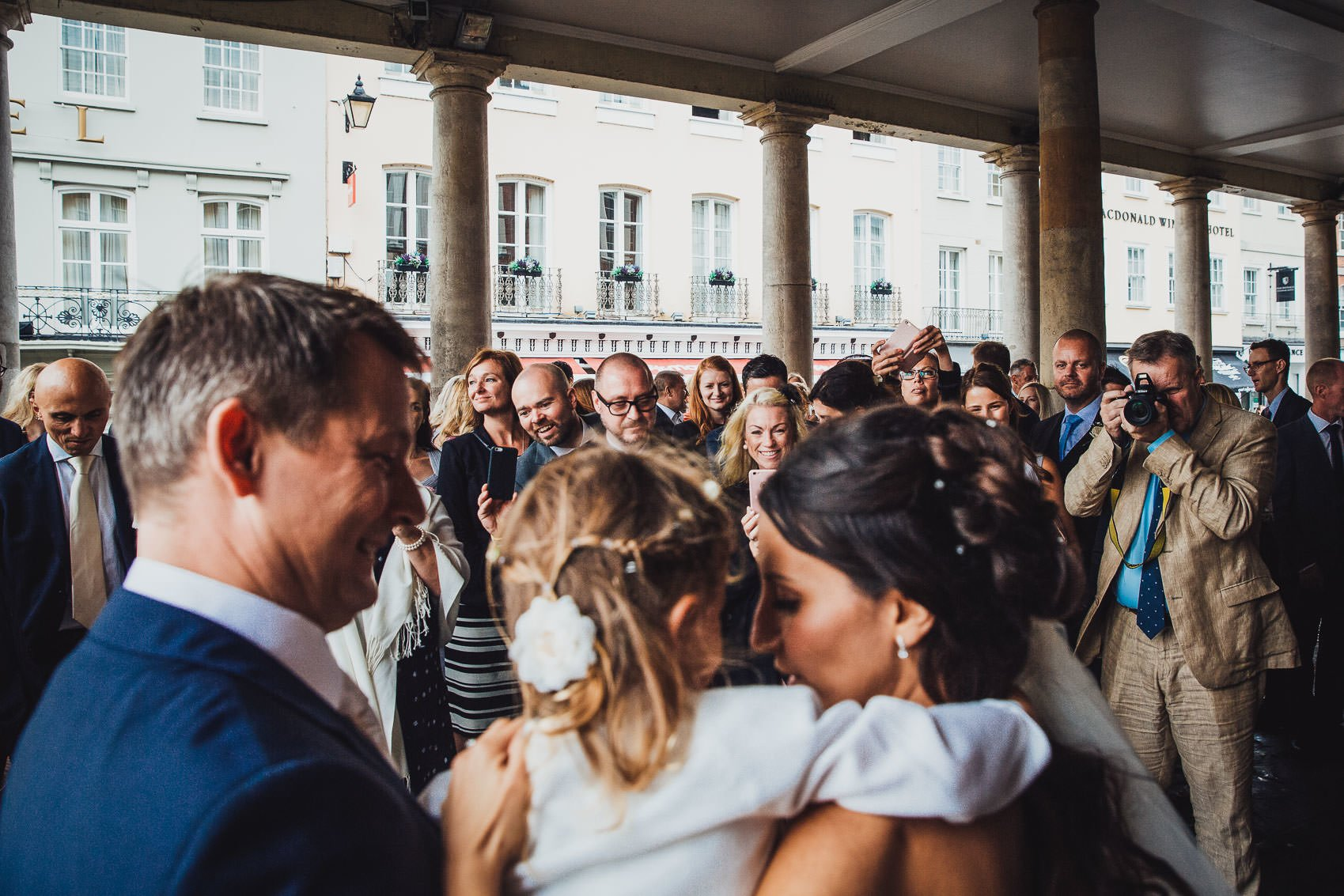 Windsor Guildhall Wedding Photography - Magnus & Tania 23
