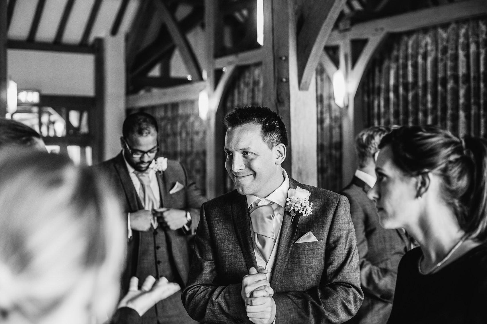 Rivervale Barn Wedding Photographer - Oli and Leyla 10