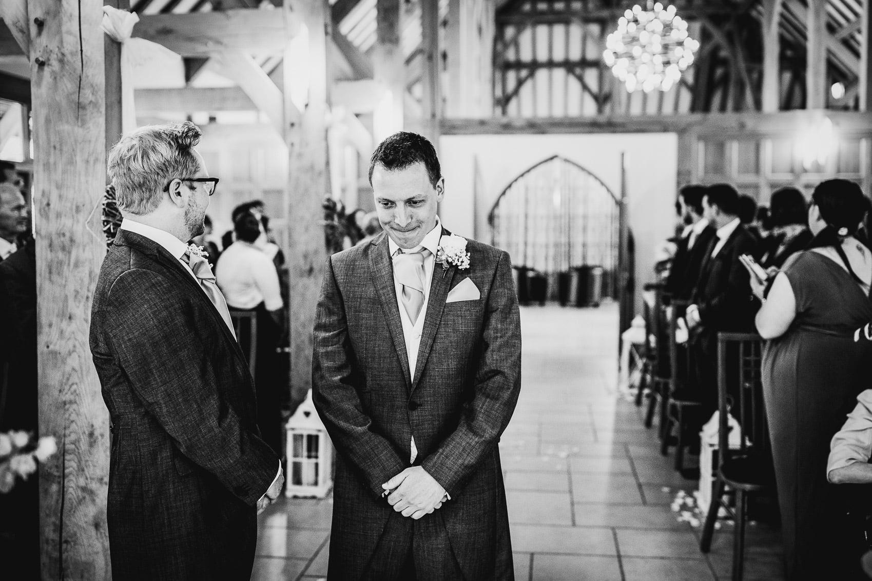 Rivervale Barn Wedding Photographer - Oli and Leyla 15