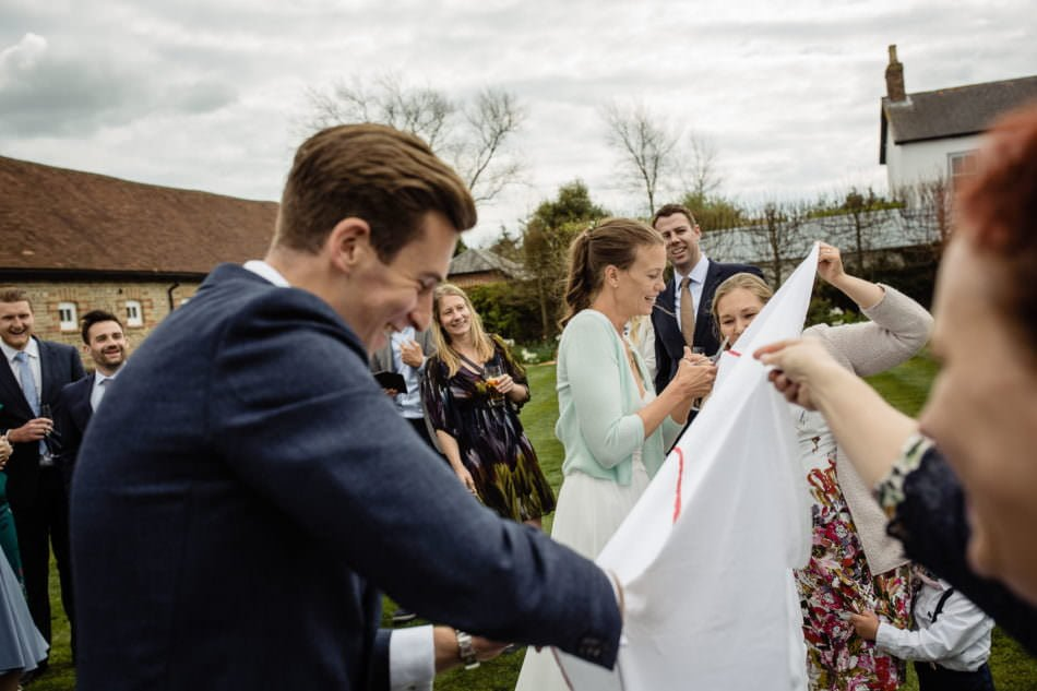 Southend Barns Wedding Photography - Anna and Adam 22