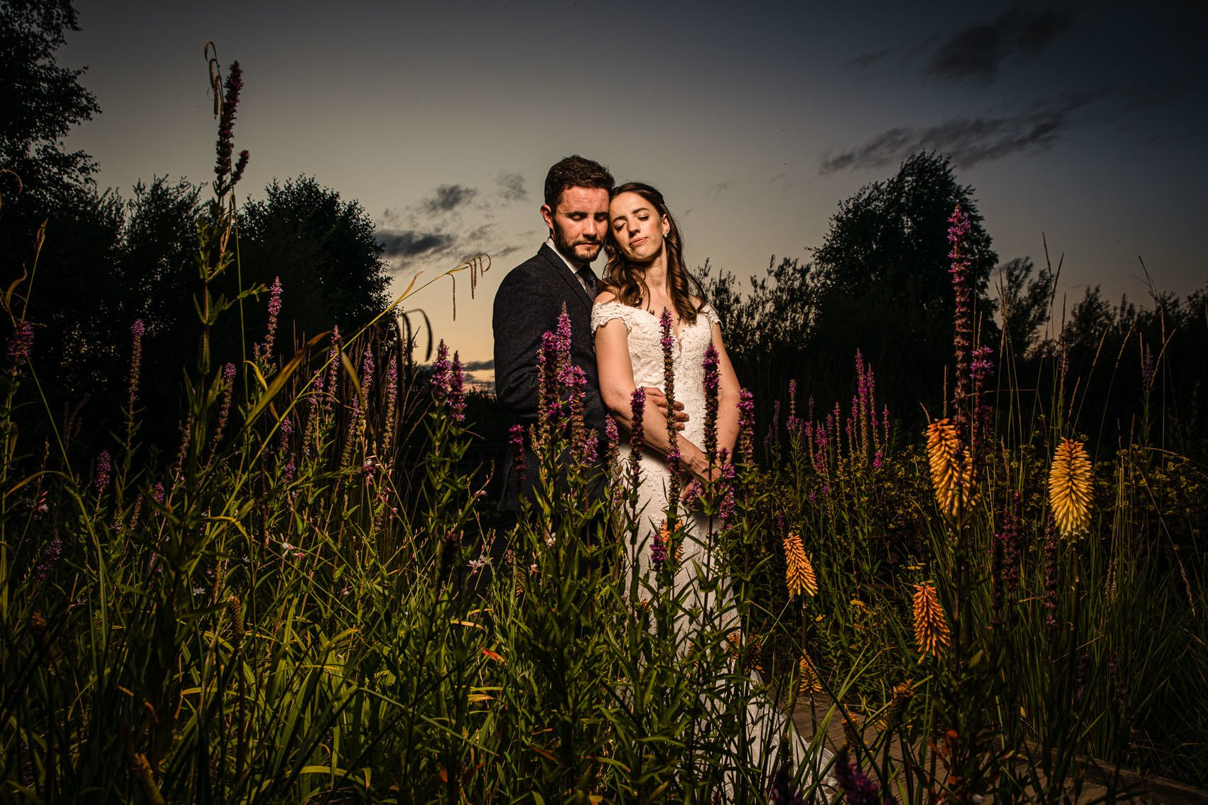 London Wetlands Centre Wedding Photography - Olivia and Matt 62