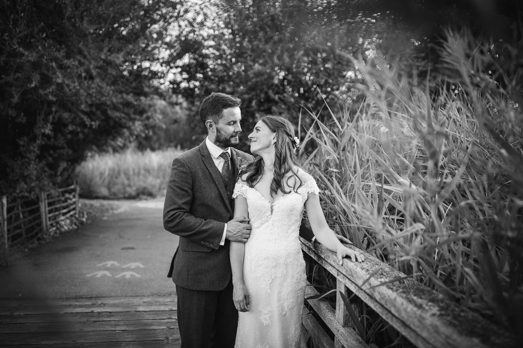 London Wetlands Centre Wedding Photography - Olivia and Matt 59