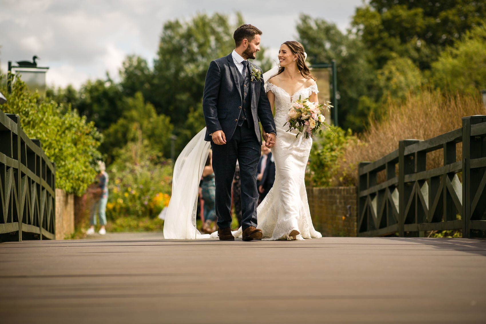 London Wetlands Centre Wedding Photography - Olivia and Matt 45