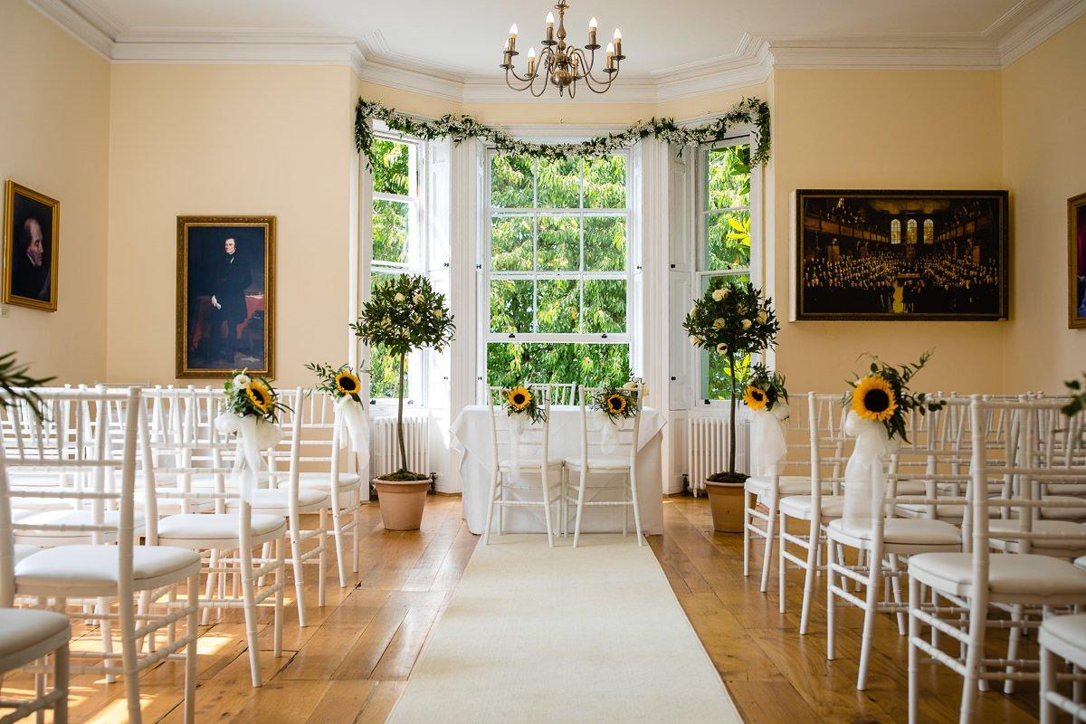 Pembroke Lodge Summer Wedding 11
