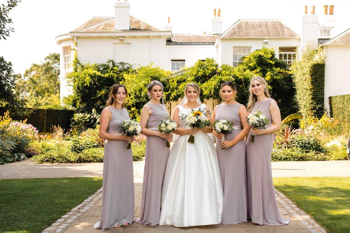 Pembroke Lodge Summer Wedding 13