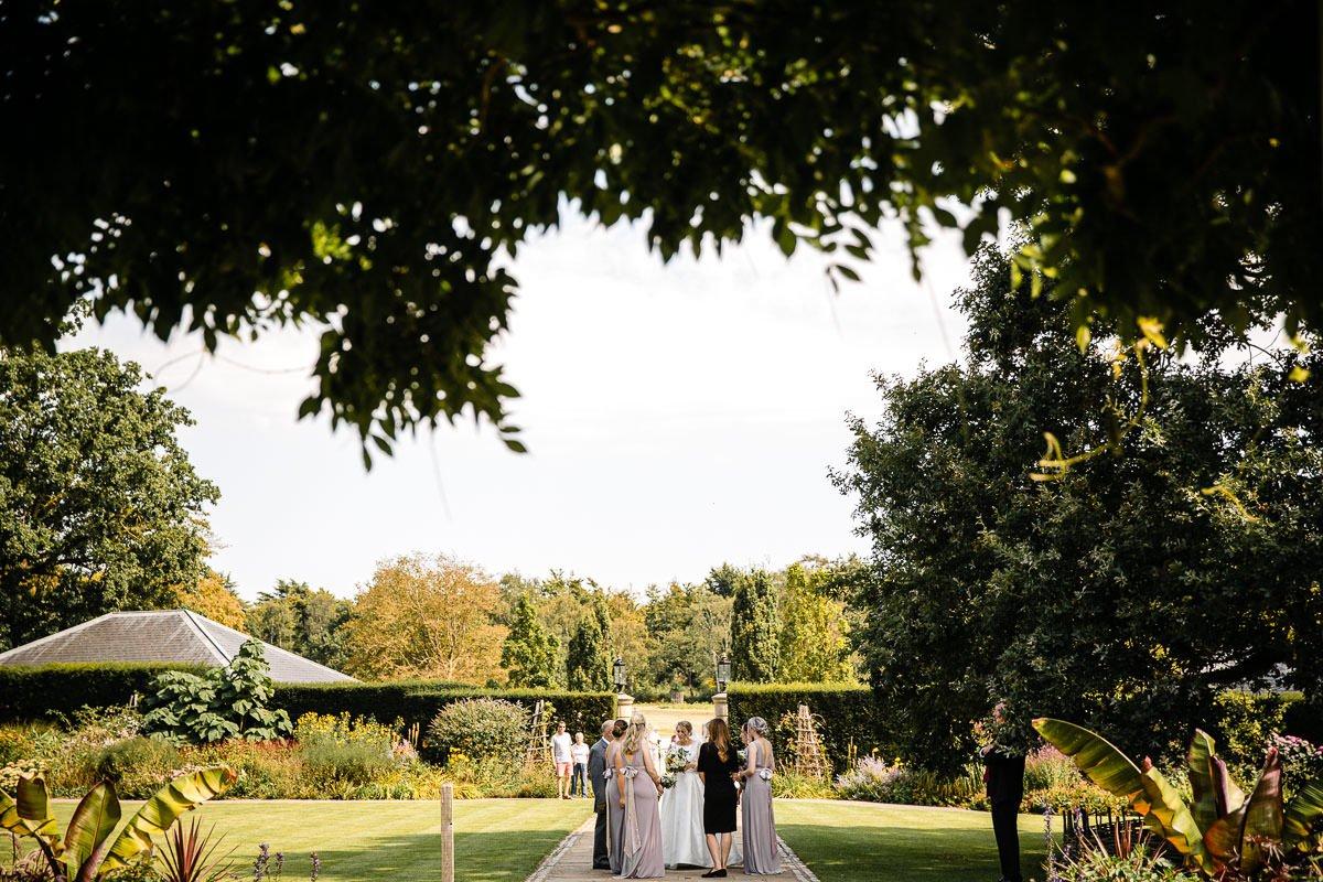 Pembroke Lodge Summer Wedding 14