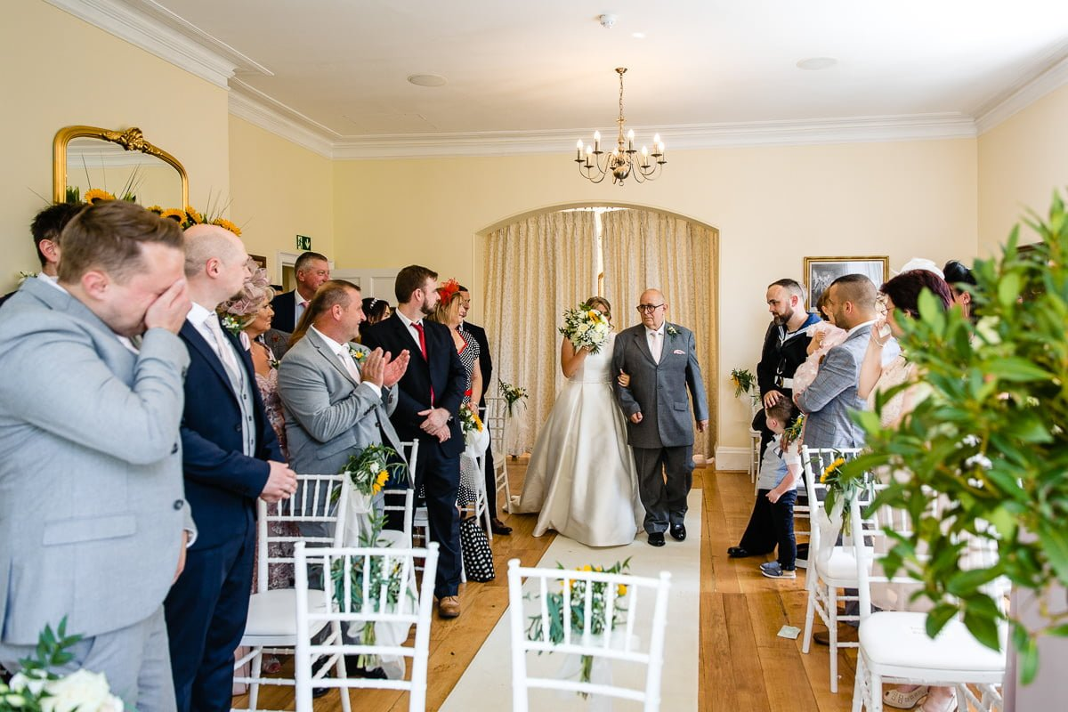 Pembroke Lodge Summer Wedding 18