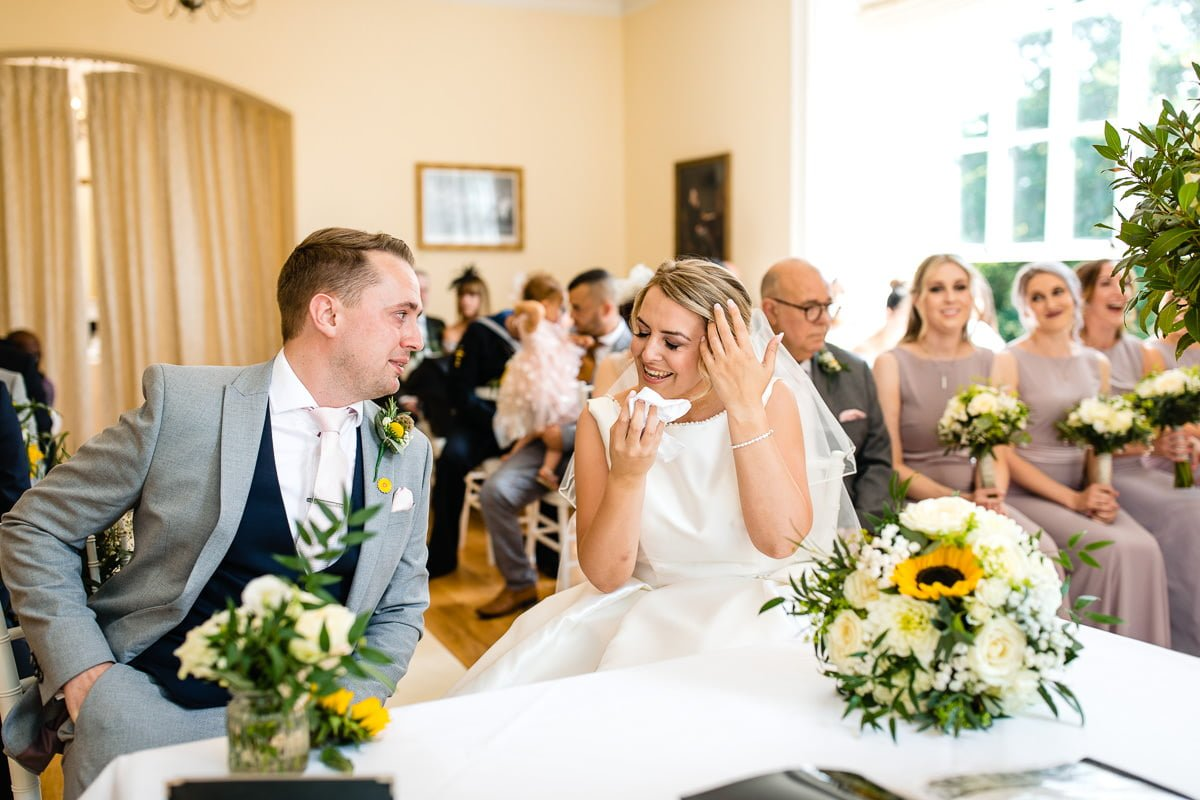 Pembroke Lodge Summer Wedding 19