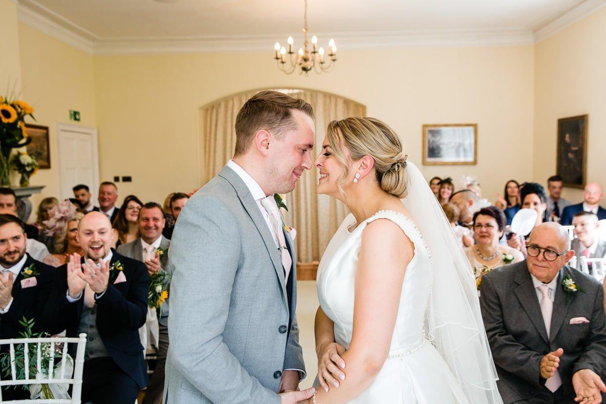 Pembroke Lodge Summer Wedding 22