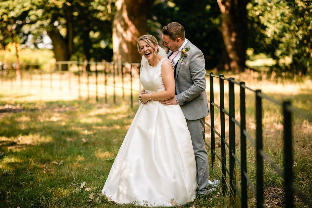 Pembroke Lodge Summer Wedding 24