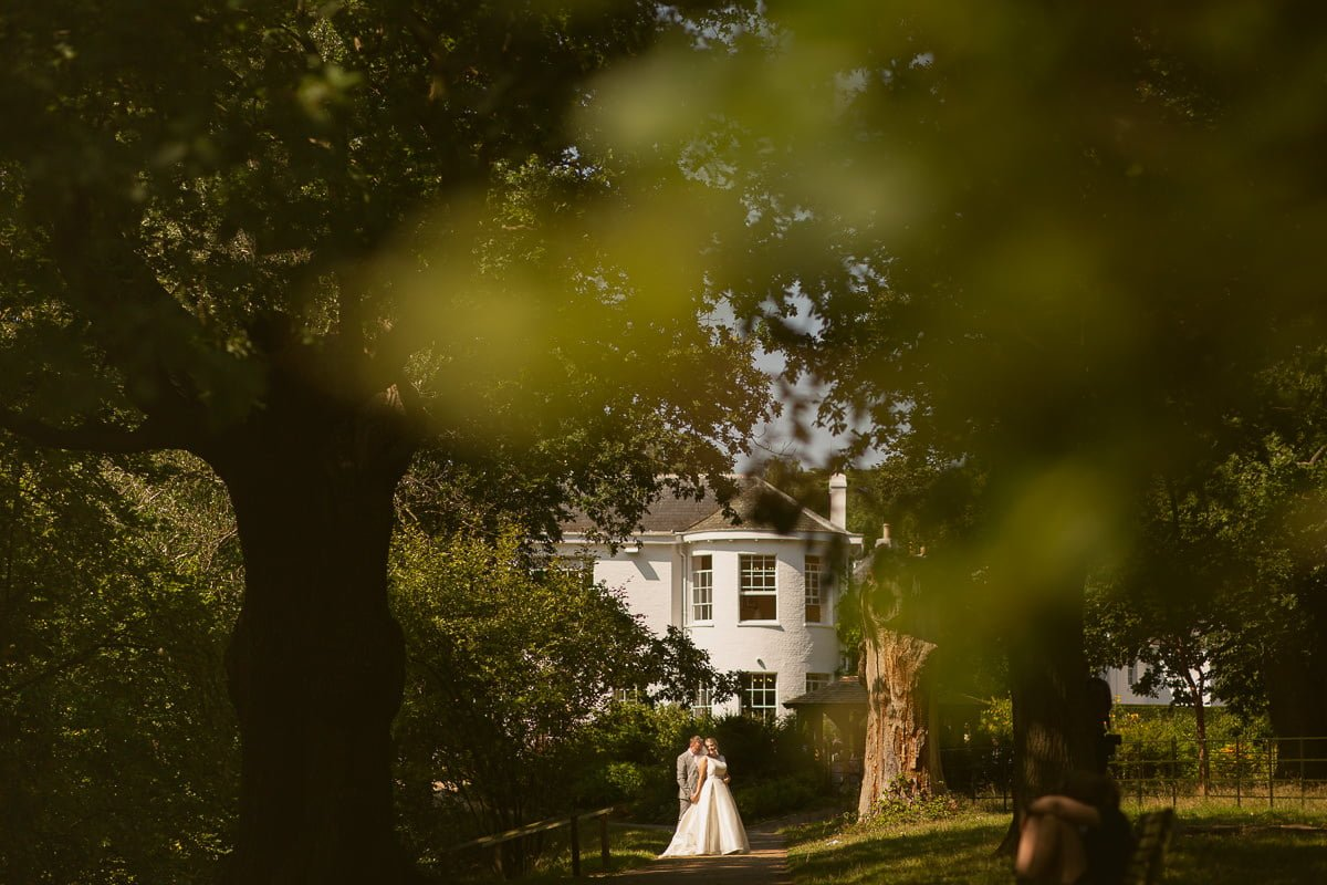 Pembroke Lodge Summer Wedding 25