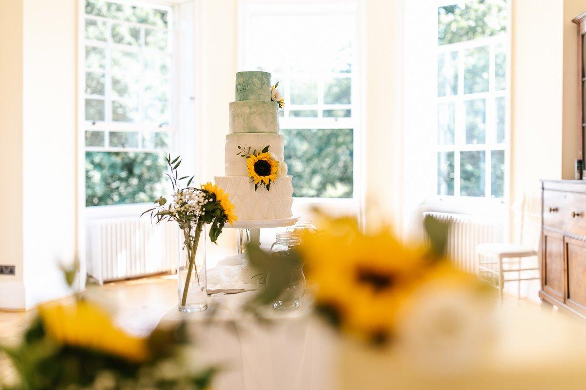 Pembroke Lodge Summer Wedding 29