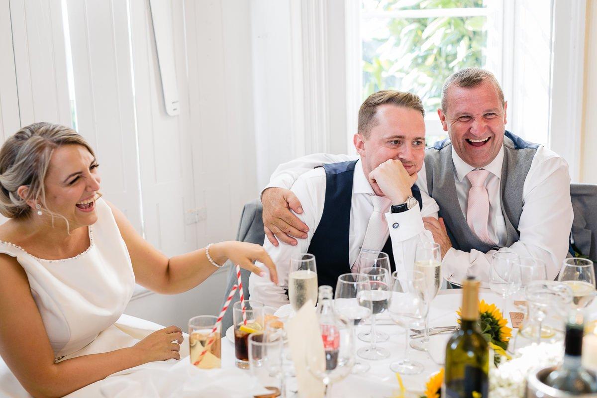 Pembroke Lodge Summer Wedding 33