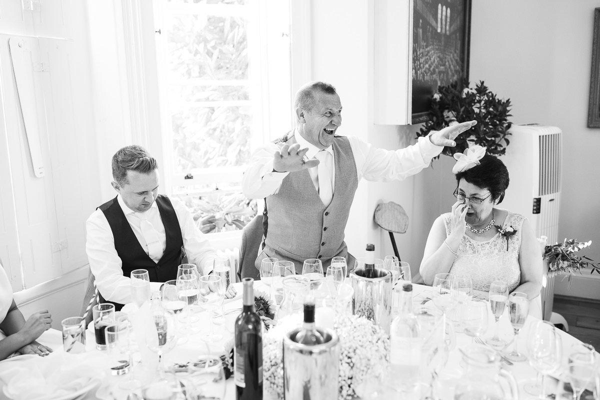 Pembroke Lodge Summer Wedding 32