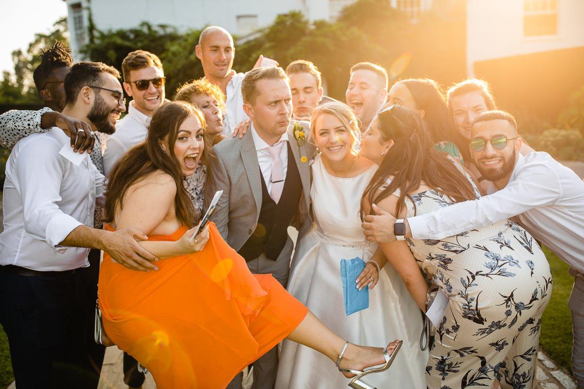 Pembroke Lodge Summer Wedding 28