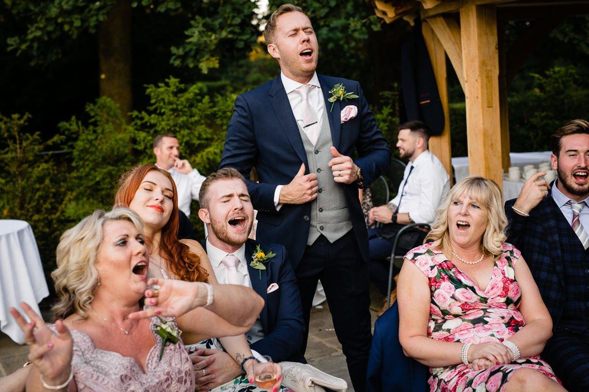 Pembroke Lodge Wedding Photography - Tegan and Andy 46