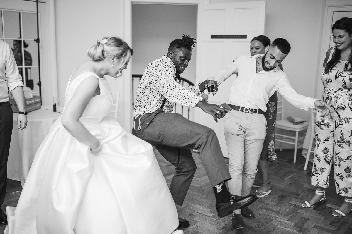 Pembroke Lodge Wedding Photography - Tegan and Andy 53