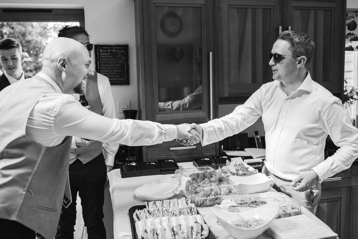 Pembroke Lodge Wedding Photography - Tegan and Andy 5