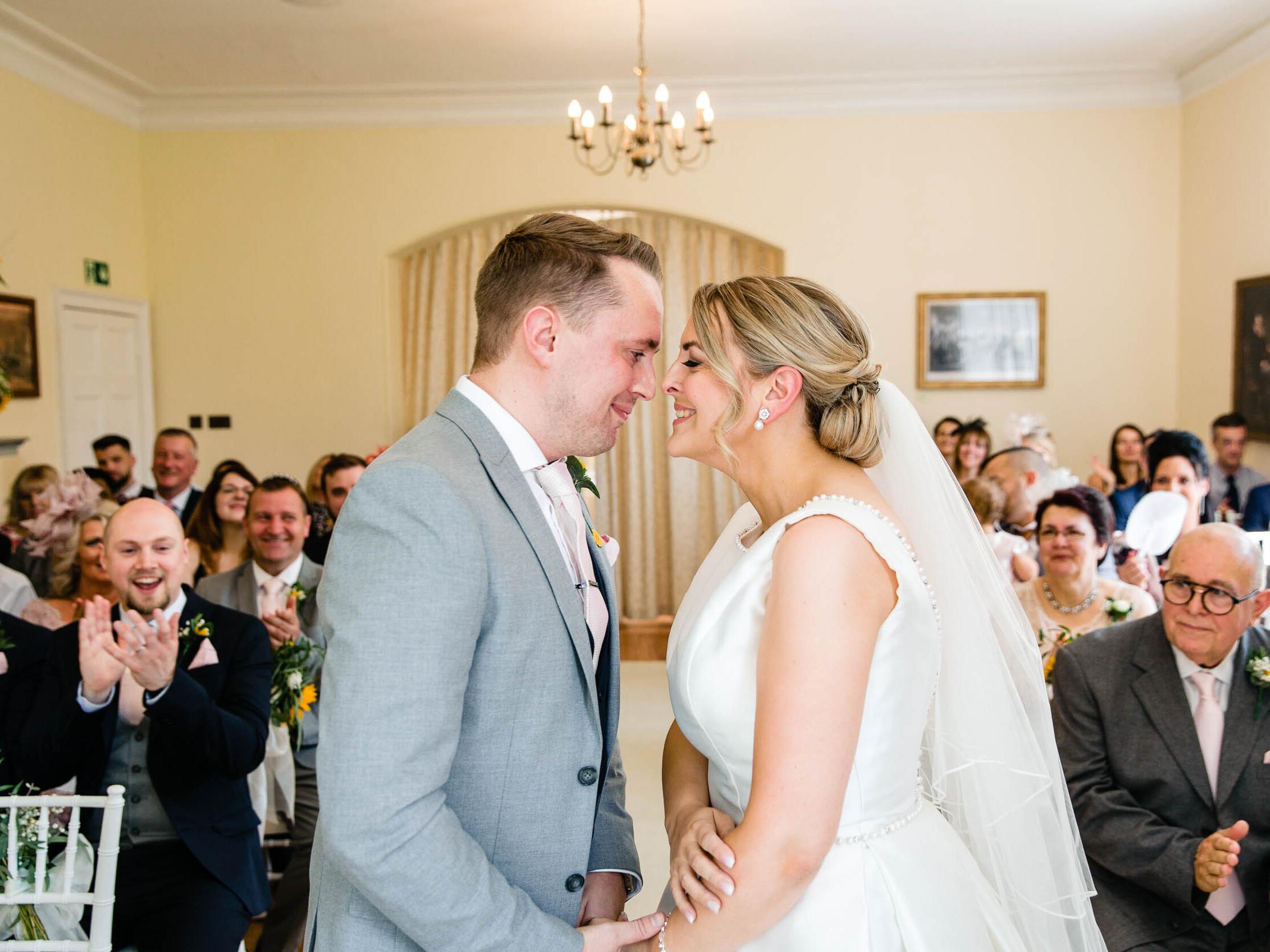 Pembroke Lodge Summer Wedding 1