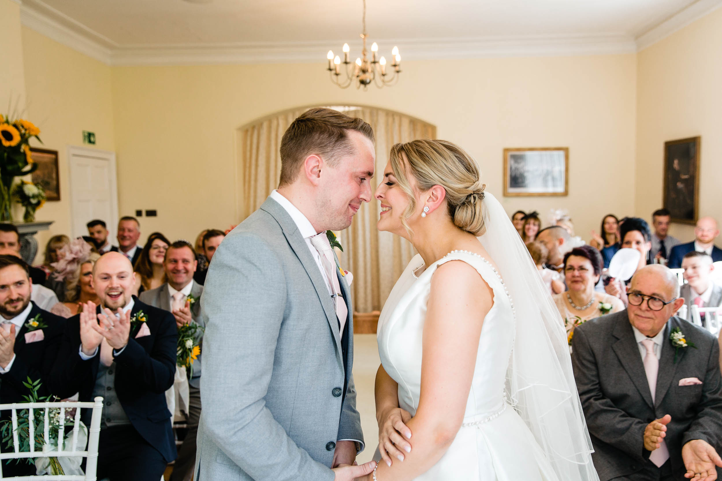 Pembroke Lodge Wedding Photography - Tegan and Andy 2