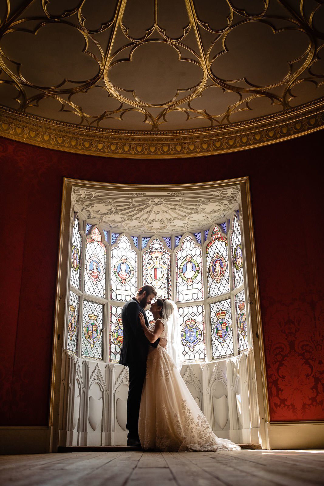 Strawberry Hill House Wedding Photography - Christelle and Nick 25